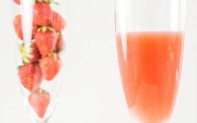 Jus de fraises