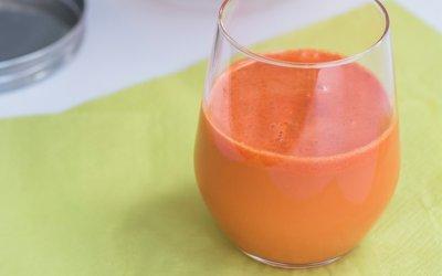 Jus carotte – citron