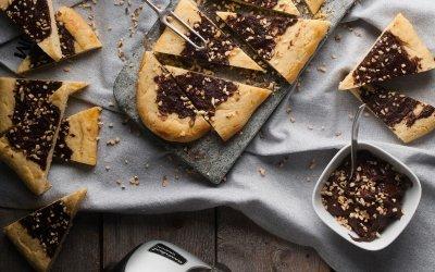 Gâteau à la pâte à tartiner choco-noisettes