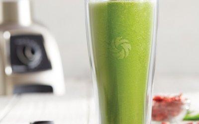 Green smoothie énergie, spécial Sportif