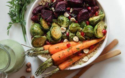Sauce verte aux fanes de carottes