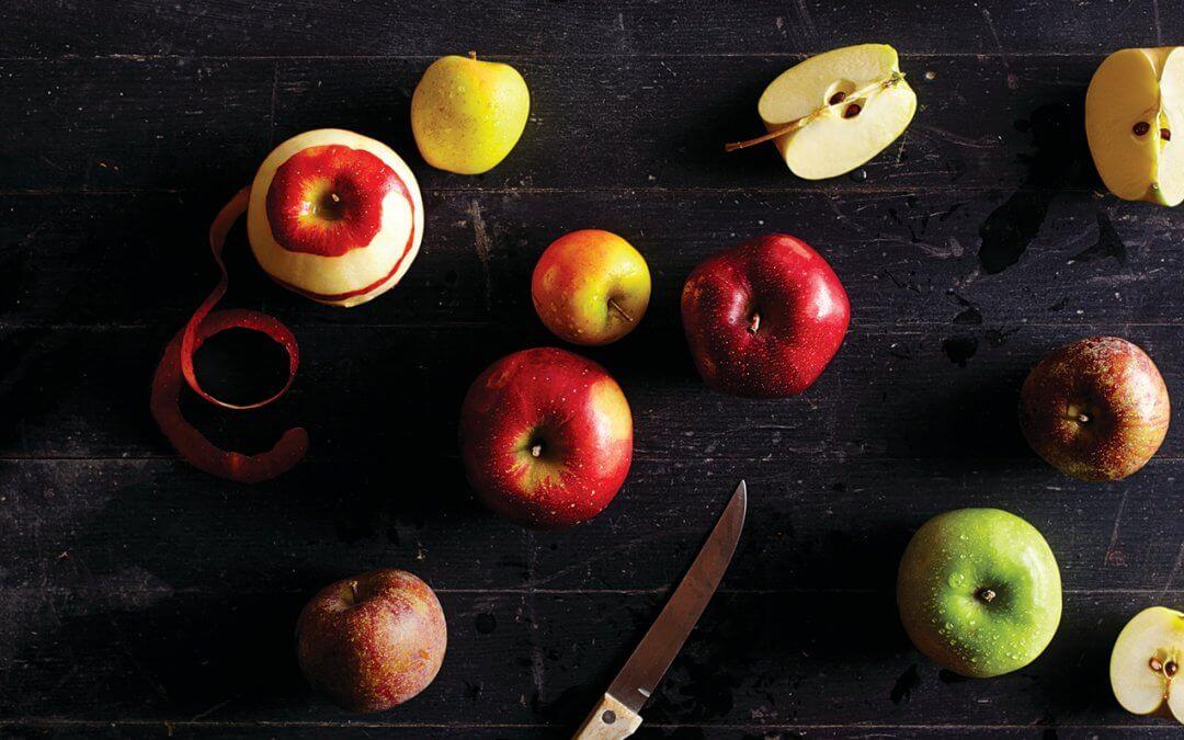 Les pommes : idées recettes pour l'automne
